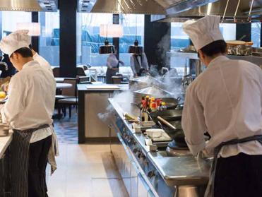 國際五星級酒店廚房設計的標準以及注意事項