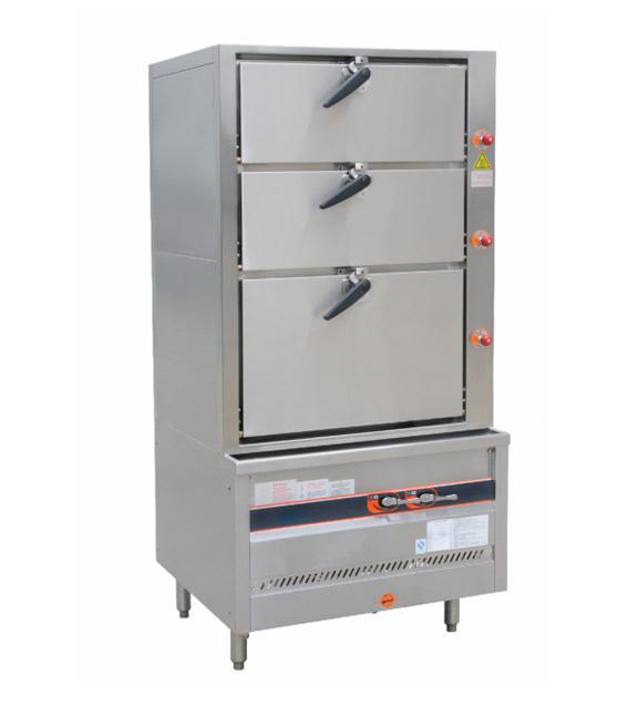 燃气环保蒸柜(电磁安全开关)